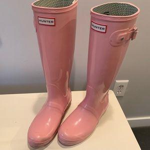 Women's Hunter Boots - Size US 5/6 Female